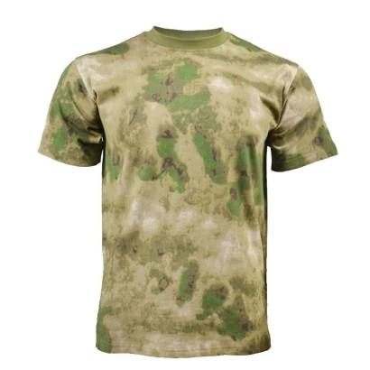 Koszulka T-shirt FG Camo Texar 30-TSH-SH