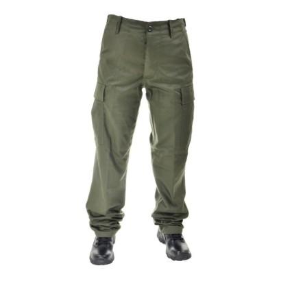 Spodnie BDU Plus Czarne 002 S