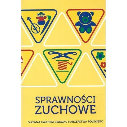 Książka Sprawności Zuchowe ZHP