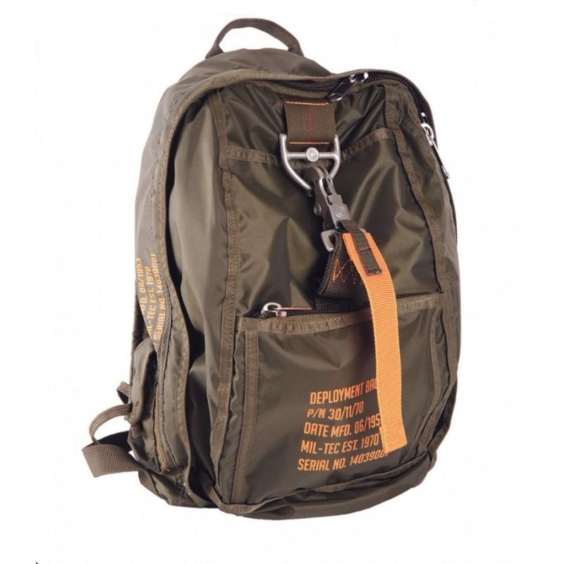 Plecak Mil-Tec Deployment Bag 6 Czarny