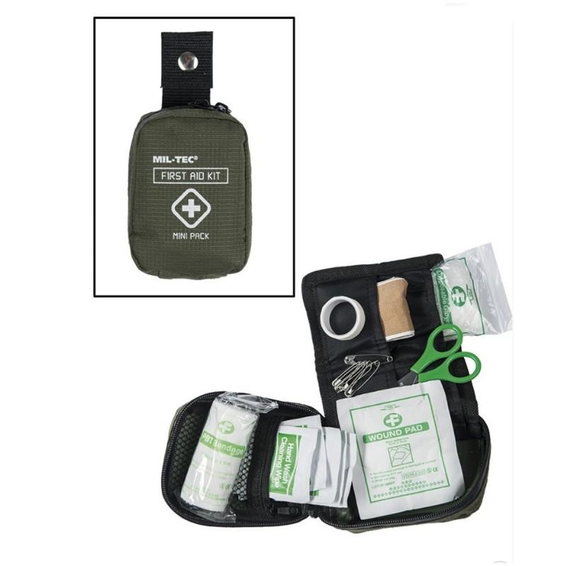Zestaw pierwszej pomocy Mil-Tec (16025800)