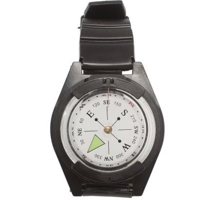 Kompas na ręke Mil-Tec Czarny