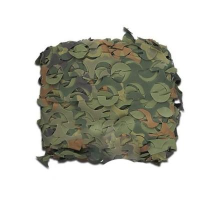 Siatka maskująca Camo System ultralekka Flecktar 6,0m x 2,4m