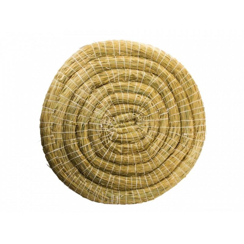 Mata łucznicza słomiana 80 cm