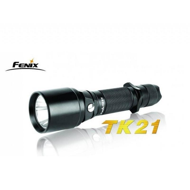 Latarka Fenix TK21 U2 (468 lumenów)