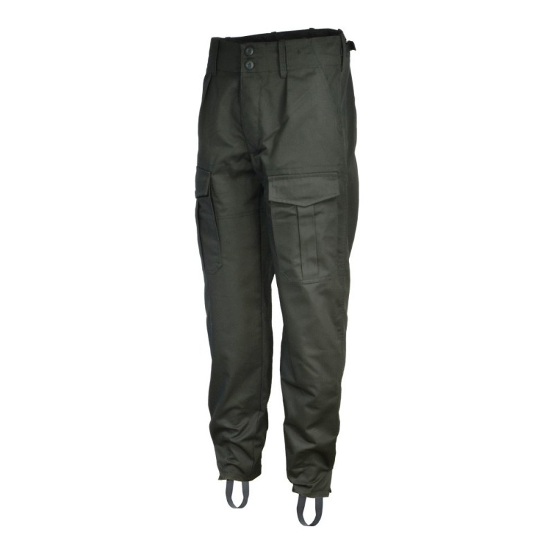 Spodnie Polowe Czarny