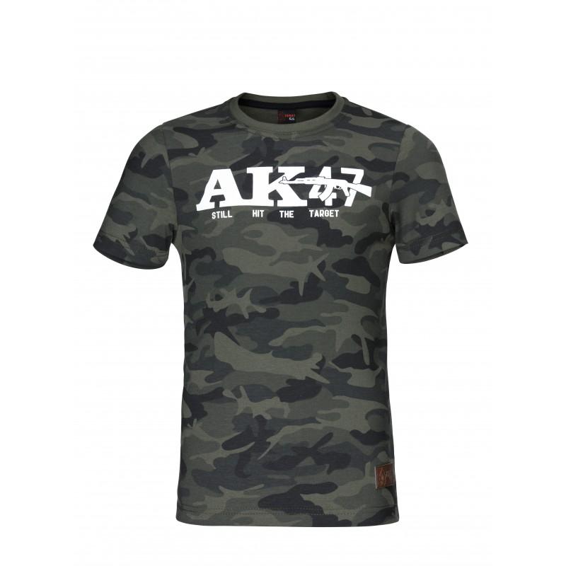 T-shirt dziecięcy TARGET AK4