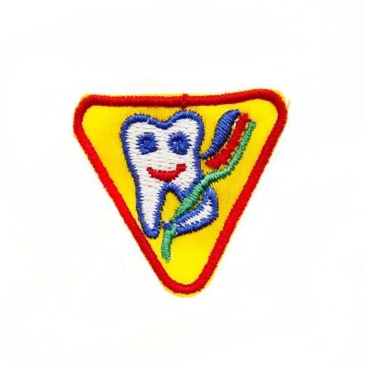 Sprawność zuchowa Śnieżnobiały Uśmiech