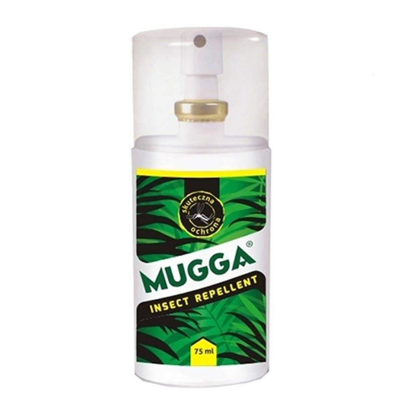 Mugga Spray 9,4% Repelent (Deet)