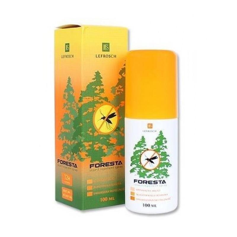 Foresta spray odstraszający komary 100 ml