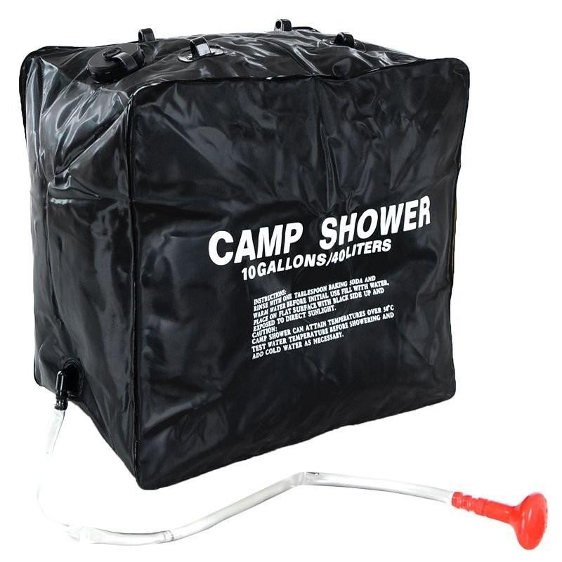 Prysznic Turystyczny Polowy 40l Czarny Mil-tec