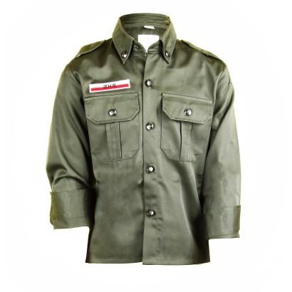 Męska koszula mundurowa ZHR