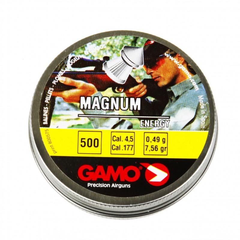 Śrut Gamo Magnum Energy 4,5 mm 500 szt.