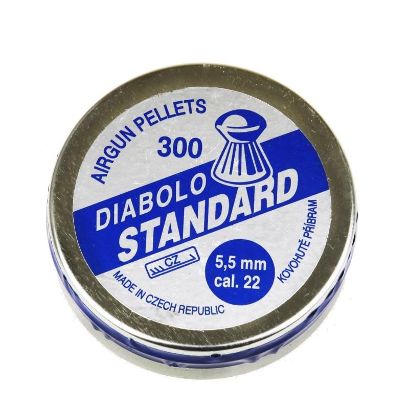 Śrut Diabolo Standard kal. 5,5mm 300 szt.