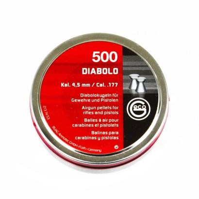 Śrut Diabolo Geco kal. 4,5 mm 500 szt.