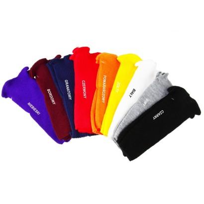 Wywijki harcerskie - różne kolory