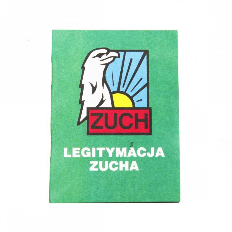 Książeczka Legitymacja Zucha