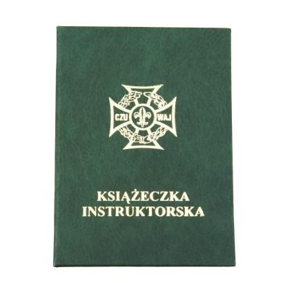 Książeczka instruktorska ZHP