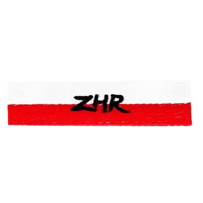 Plakietka haftowana ZHR