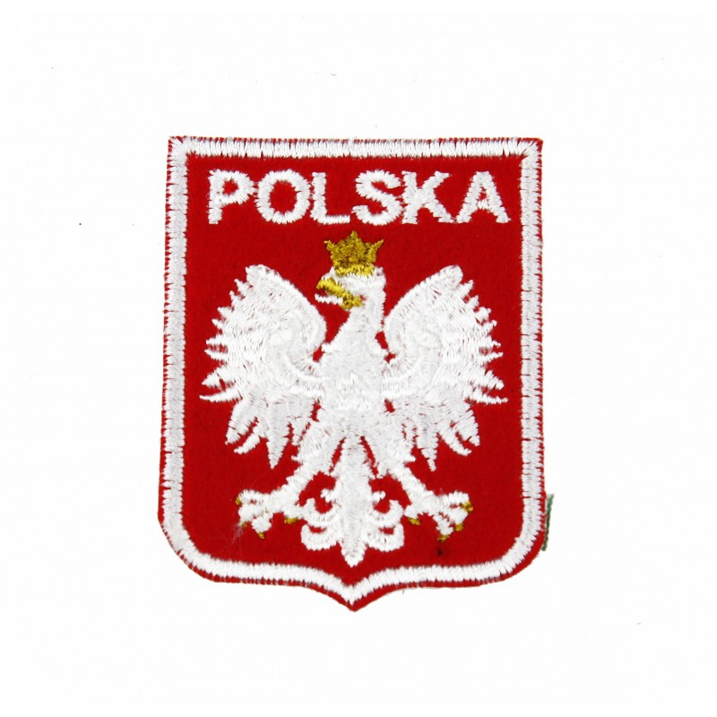 Plakietka Godło Polskie