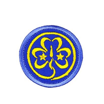Plakietka WAGGGS